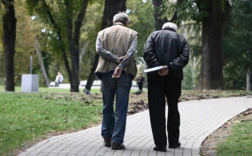 Sramotan iznos prosječne penzije