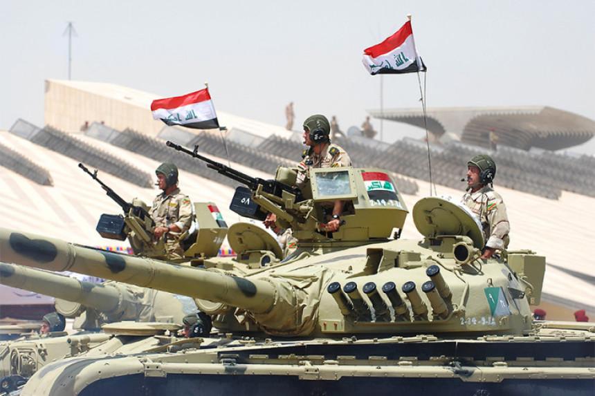 Irak zaustavio ofanzivu ID