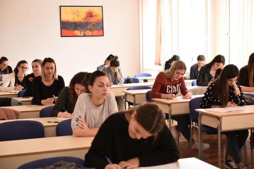 Drastičan pad broja studenata