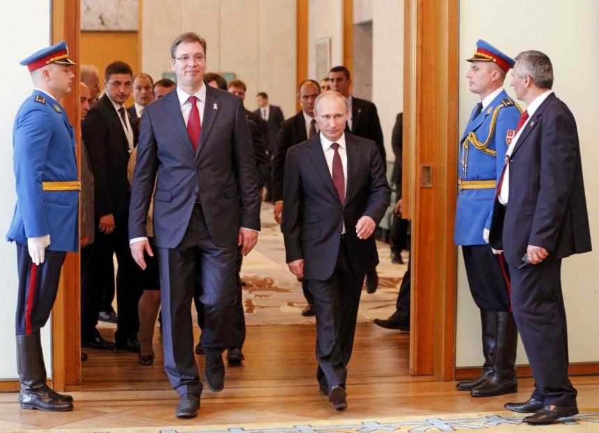 Srpsko njet Rusiji: Na vidiku raskid ugovora?