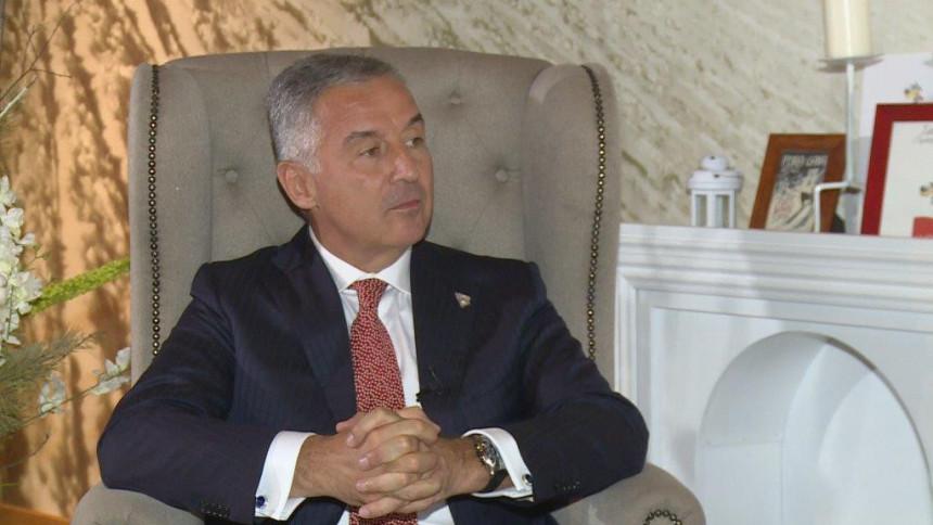 Dodik je pomogao obnovu Crne Gore
