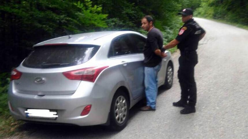 Uhapšen zbog napada na sudiju