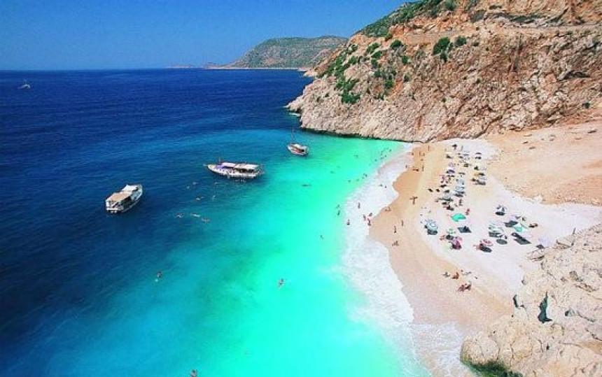 Najbolje skrivene plaže u Turskoj