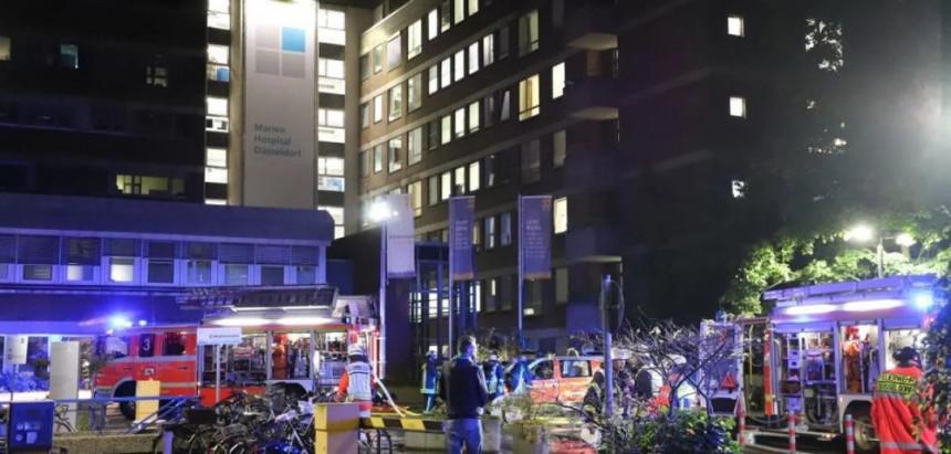 Njemačka: Požar u bolnici, jedna osoba preminula
