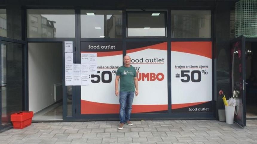 Nedavno otvoren prvi prehrambeni autlet u BN