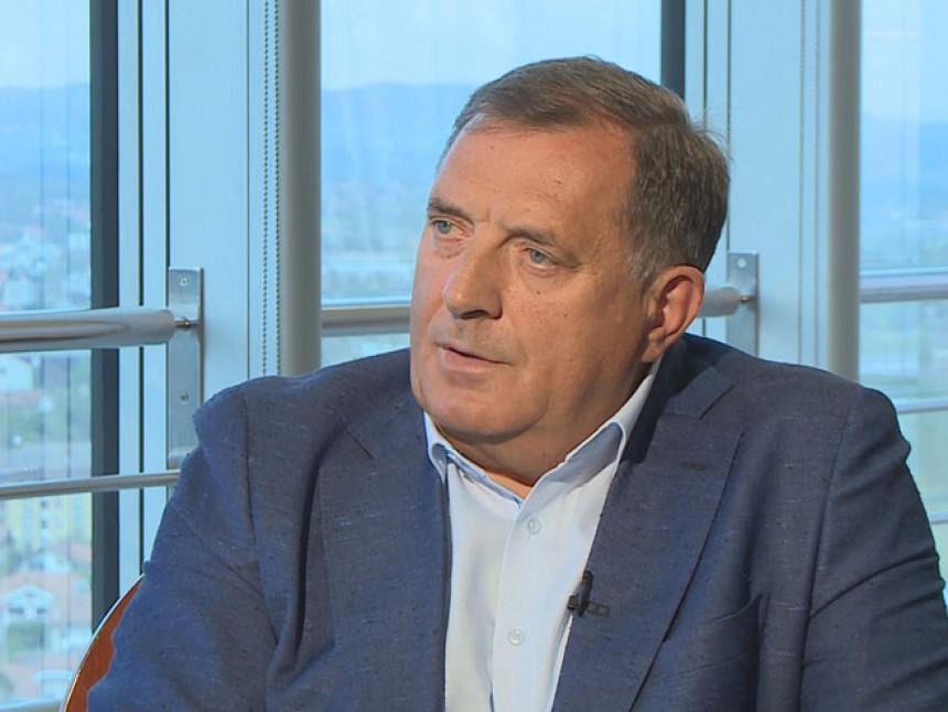 Dodik: BiH neće u NATO sve dok se o tome pita i SNSD