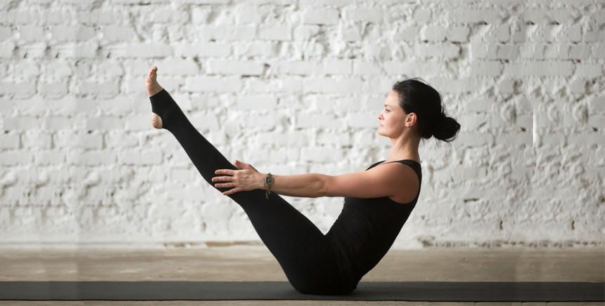 Pilates vježbe za cijelo tijelo