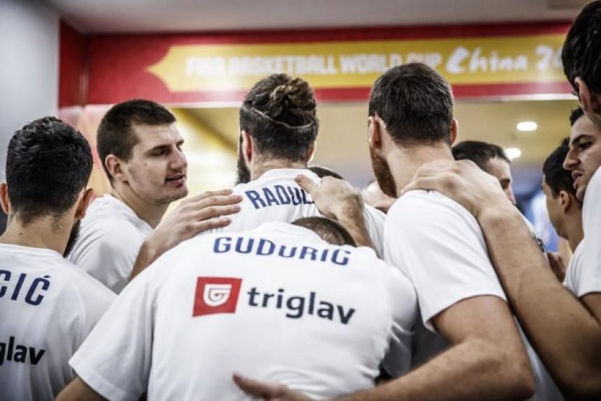 Košarkaši Srbije izgubili, ostali bez medalje