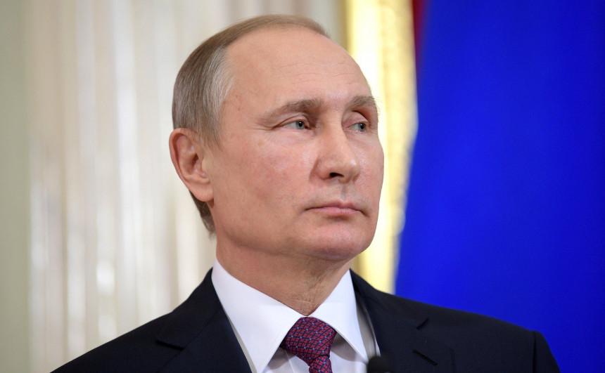 Pad povjerenja u Vladimira Putina