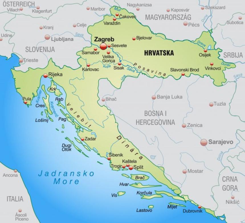 Hrvati i Bugari nezadovoljni Evropskom unijom