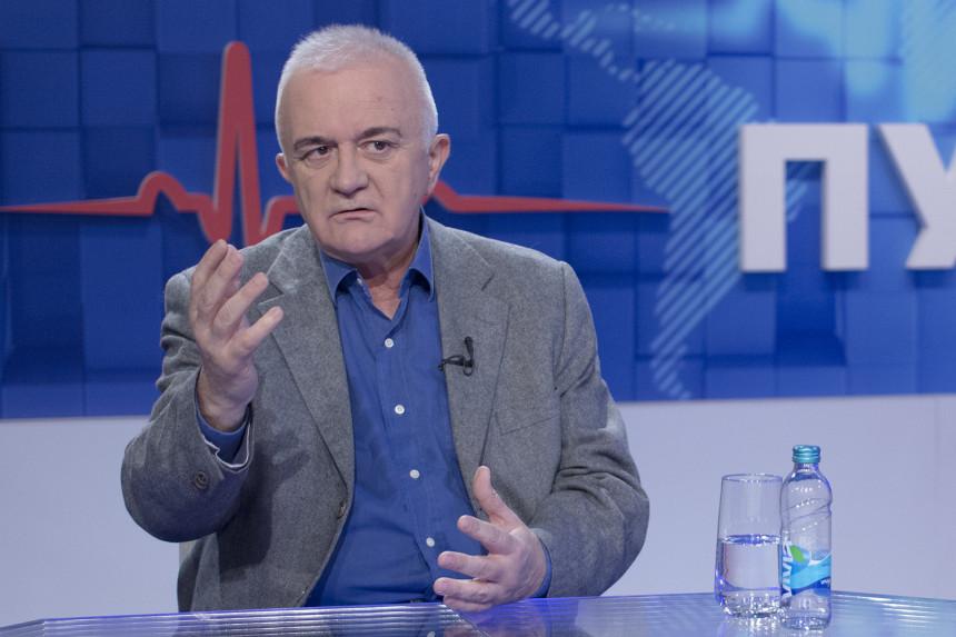 Janjić: Zapadni Balkan između Rusije i SAD