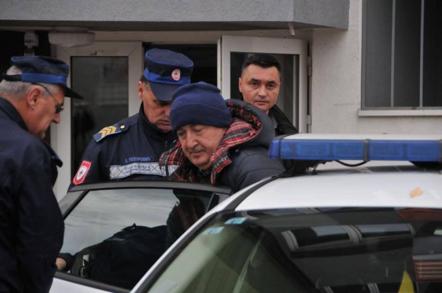 Alija Delimustafić pušten na slobodu