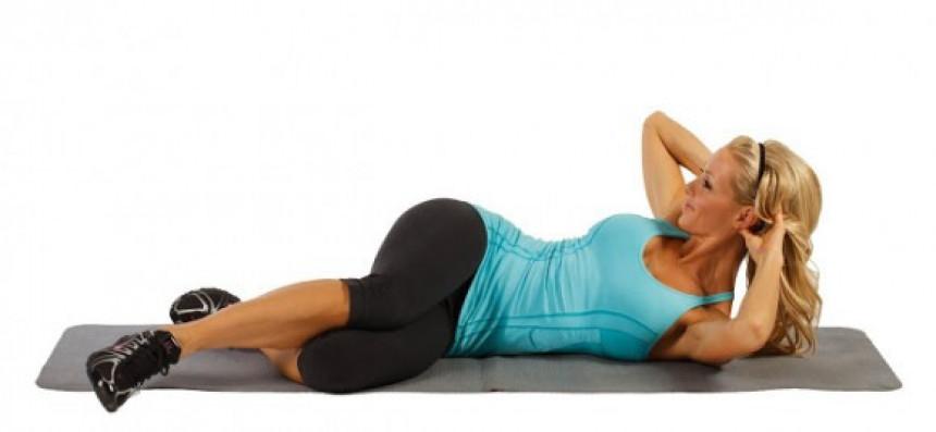 Jaki mišići trupa pokreću cijelo tijelo