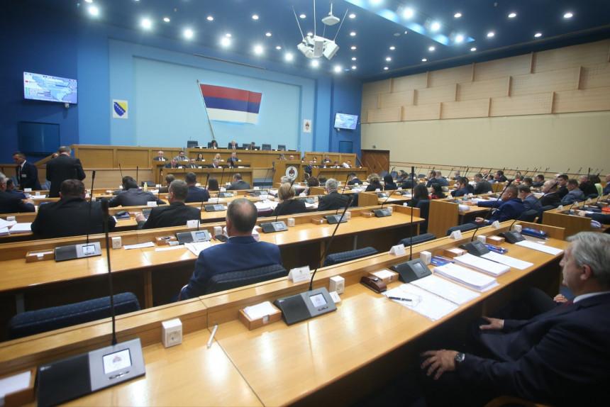 Ustavni sud RS će odlučiti o zaključcima NSRS