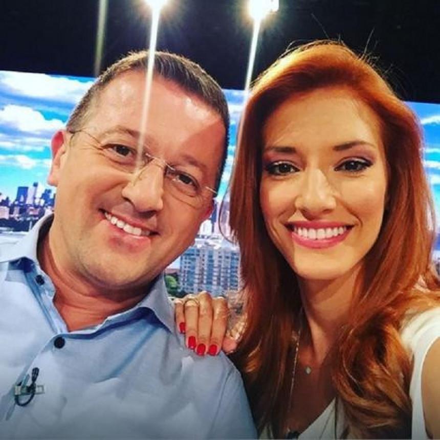 Jovana i Srđan napustili Pink tv