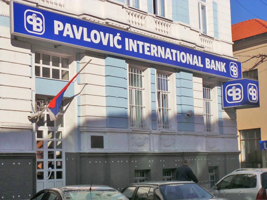 Uhapšeni zaposleni u Pavlović banci
