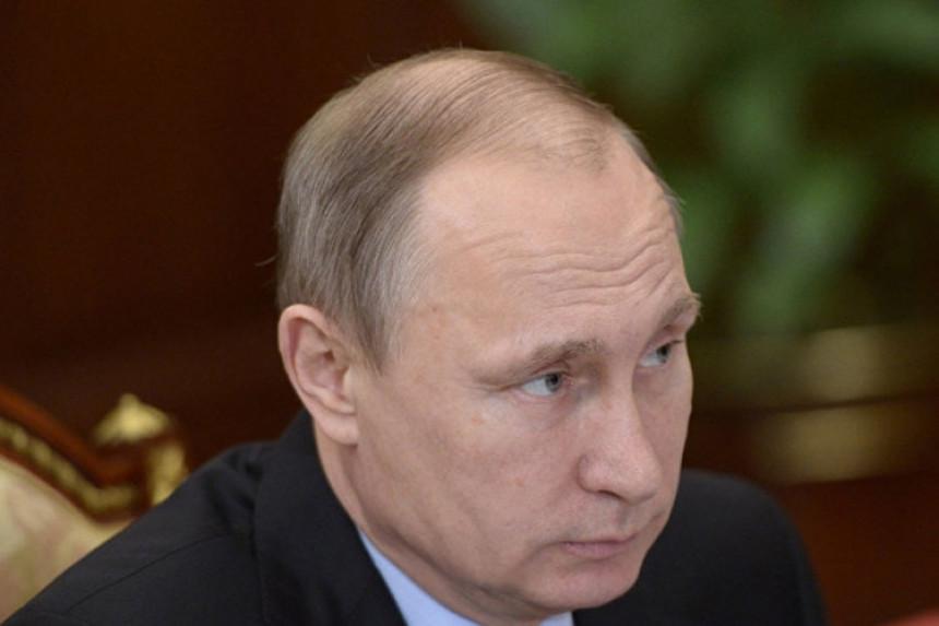 Vladimir Putin smijenio deset generala