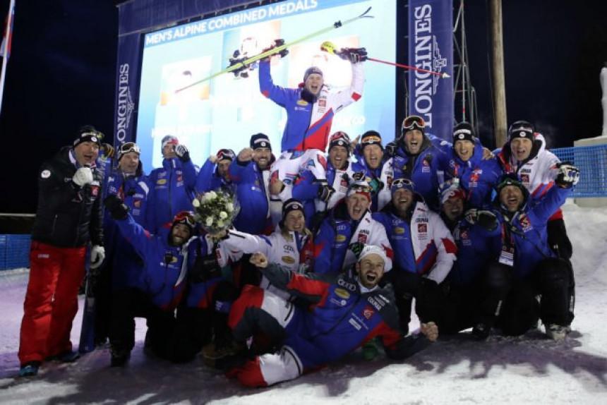 SP: Slovencu srebro u alpskoj kombinaciji!