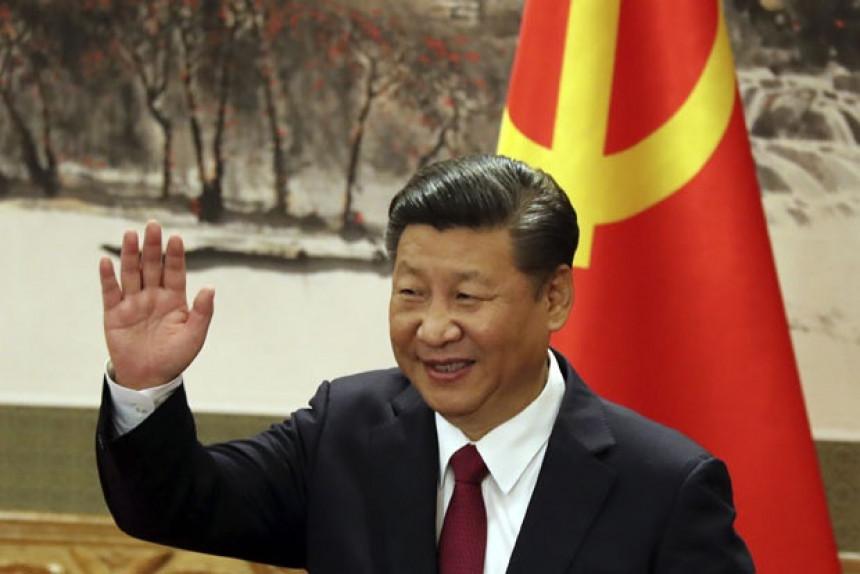 Istorijski potez za Si Đinpinga