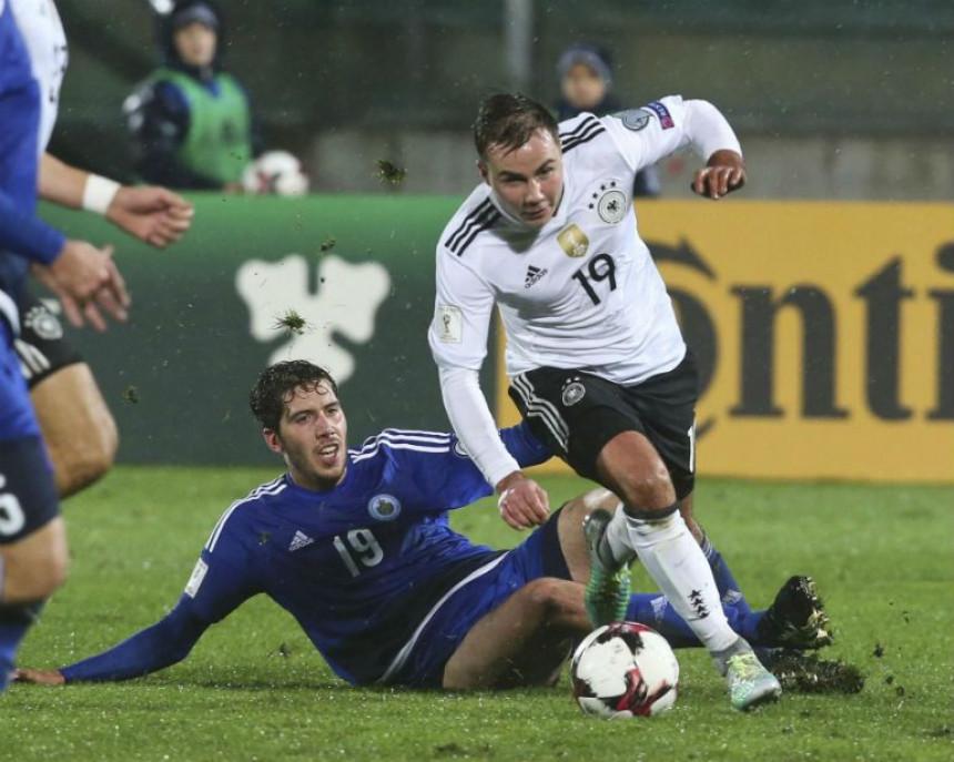 I Gece napada Srbiju u Bremenu!