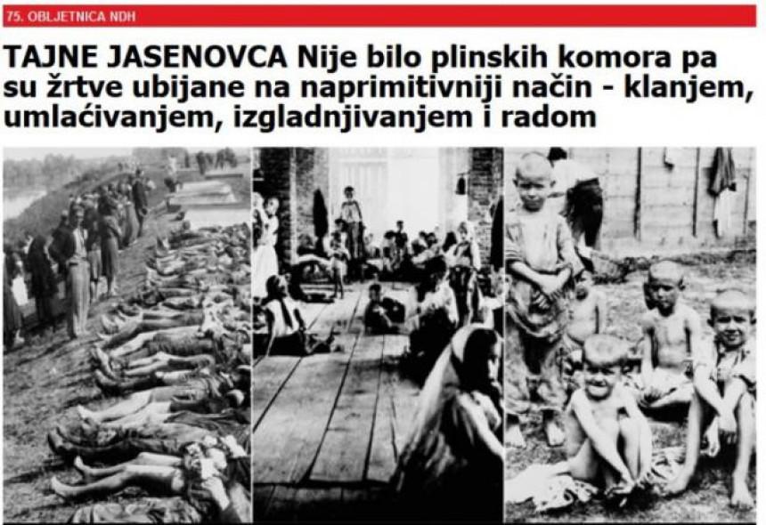 Hrvatski mediji o godišnjici NDH