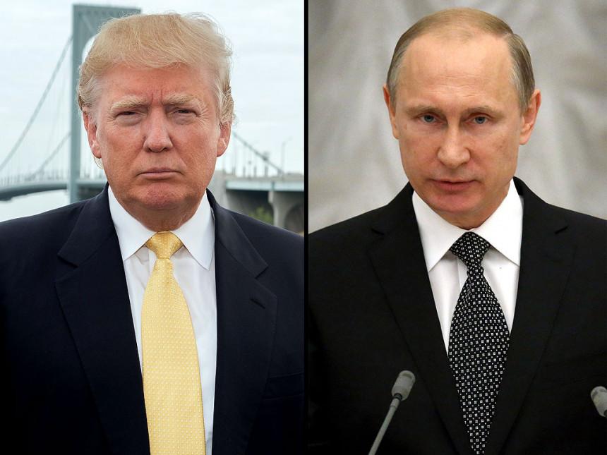 Balkan bojno polje Trampa i Putina