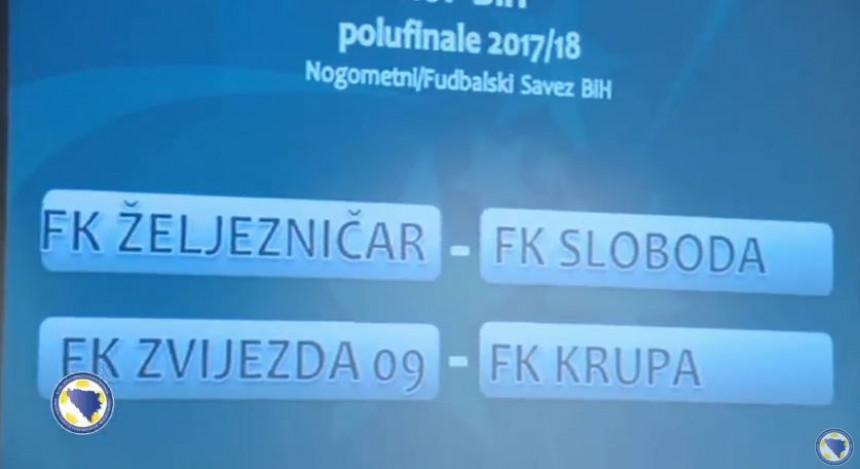 Kup BiH: Krupa već u finalu! Razbijena Zvijezda 09 sa 4:0!