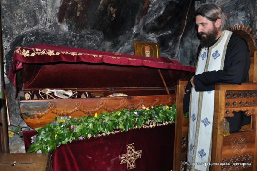 Sutra se slavi Sveti Vasilije Ostroški