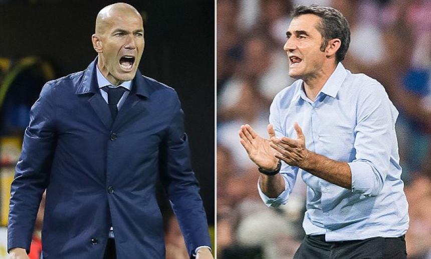 Zidan štiti i brani Valverdea!