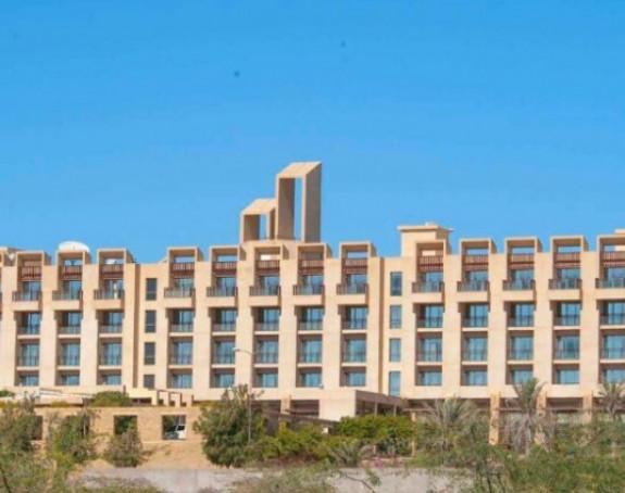 Oružani napad na luksuzni hotel