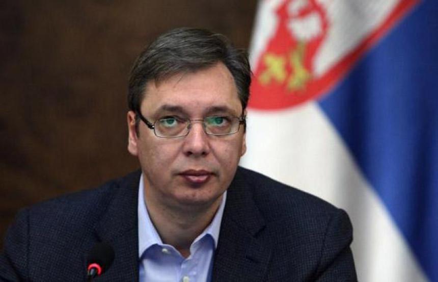Vučić: Neću dozvoliti da se bilo ko linčuje
