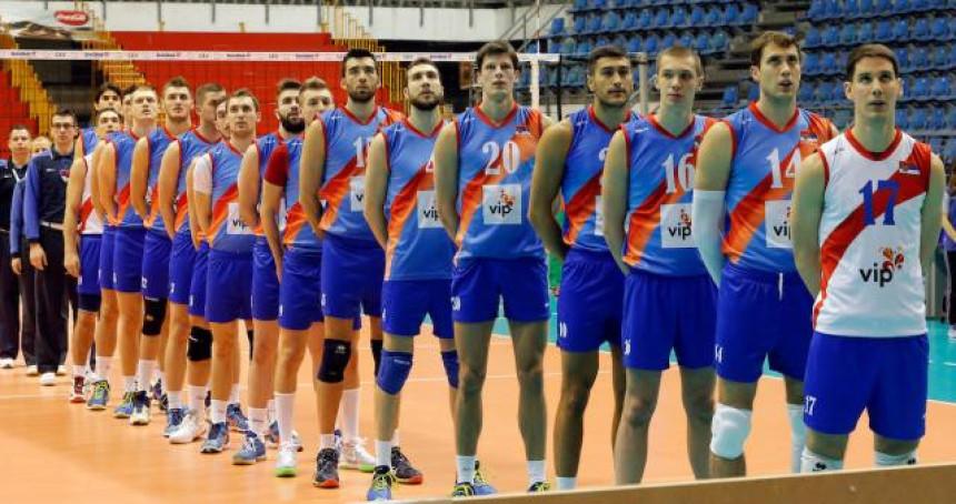 Revanš: Srbija bolja od Belgije