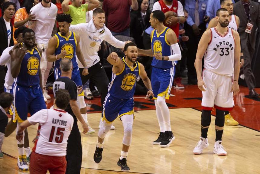 Finale NBA: Voriorsi ostali u životu!