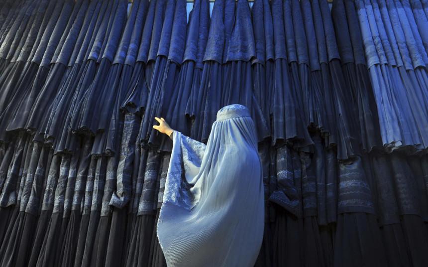 Evropa protiv nošenja burki
