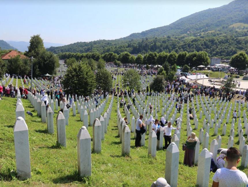 Komemoracija u Potočarima