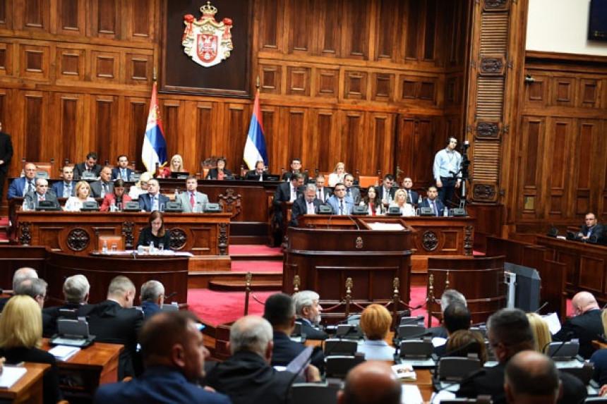 Nastavljena rasprava o izboru nove vlade