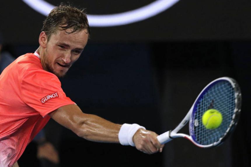 Medvedev za prvi masters prvi put protiv Nadala!