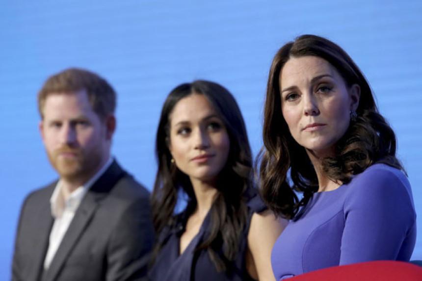 Svađa u porodici: Hari je napao Vilijama i Kejt?!