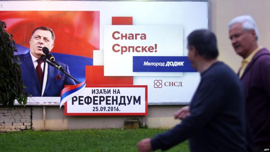 Dodik se plaši i vlastite sjenke!