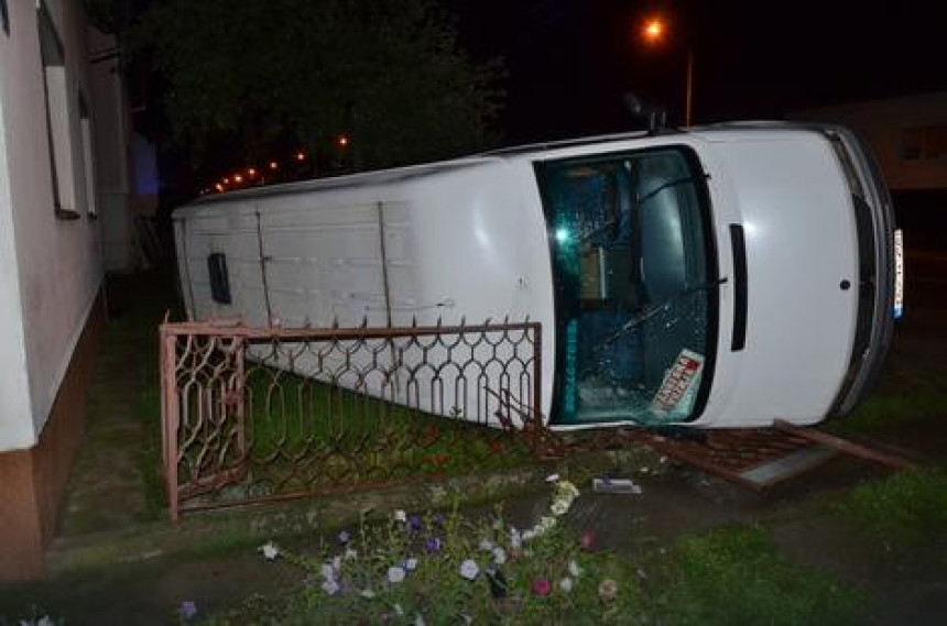 Teška nesreča kod Prijedora