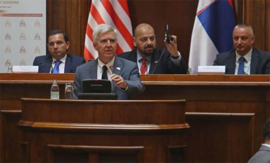 Kosovo je jedna od najtežih prepreka u odnosima SAD-a i Srbije