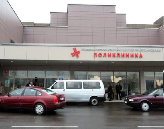 Nakon udesa umro motorista u UKC Banjaluka