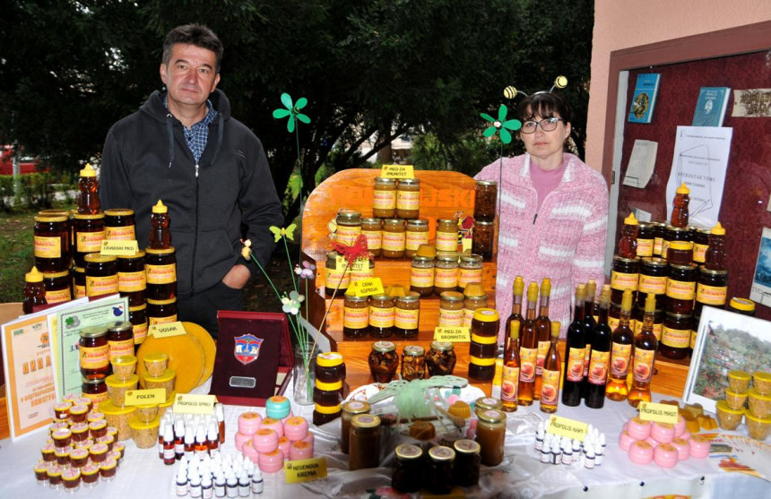 Sajam meda i pčelarske opreme