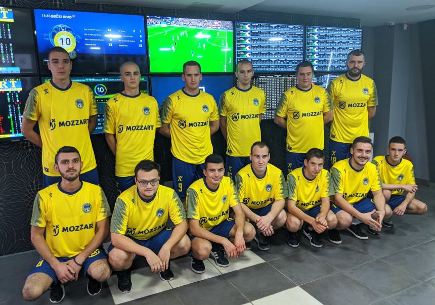 Mozzart donirao dresove FK Omladinac i FK Mladost