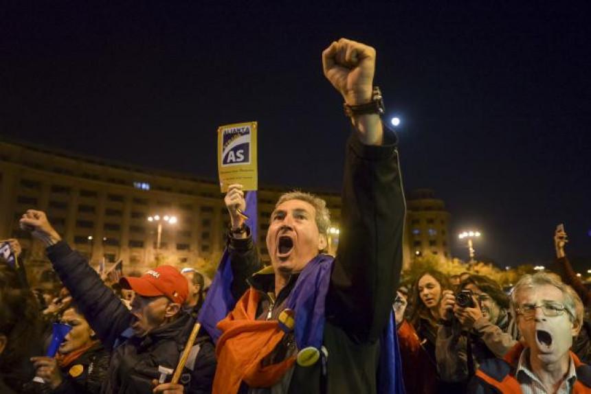 Rumunija: Hiljade građana na ulici