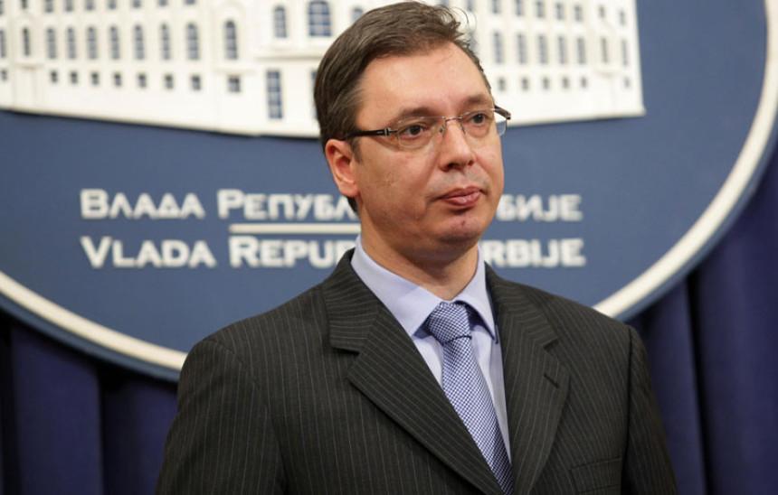 Vučić poslao protestnu notu Haškom tribunalu
