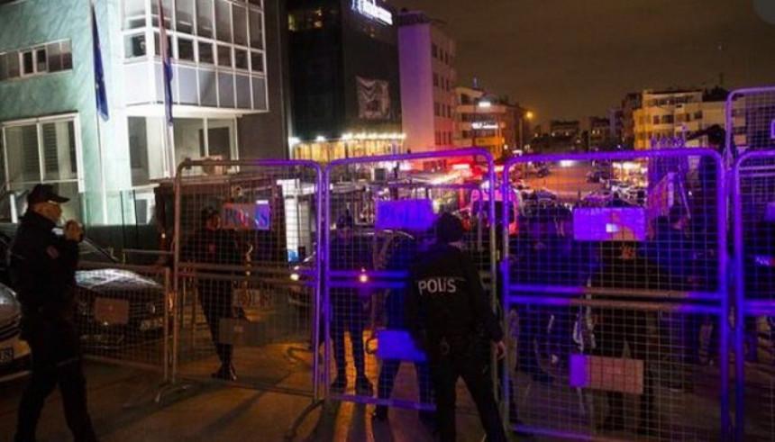 U Ankari zatvorena ambasada i konzulat