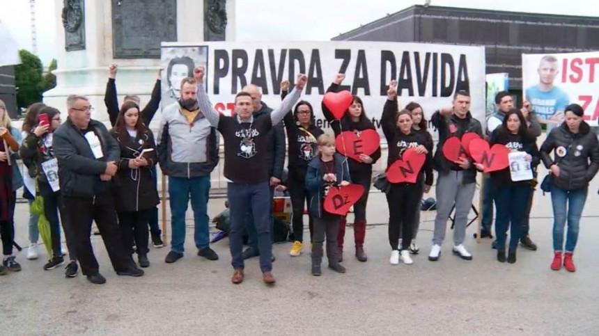 I u Beču traže pravdu za Davida