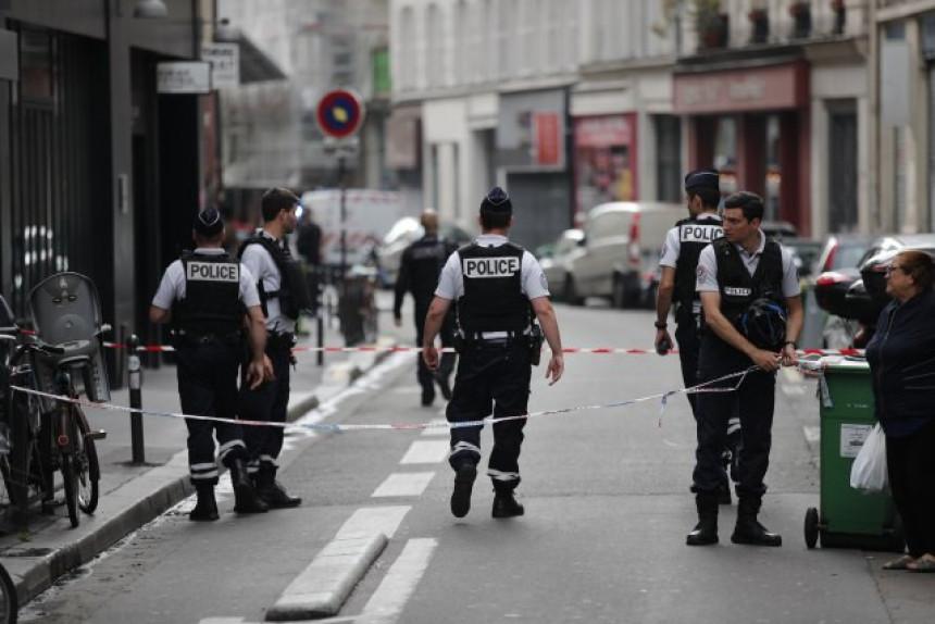 Oslobođeni taoci u Parizu