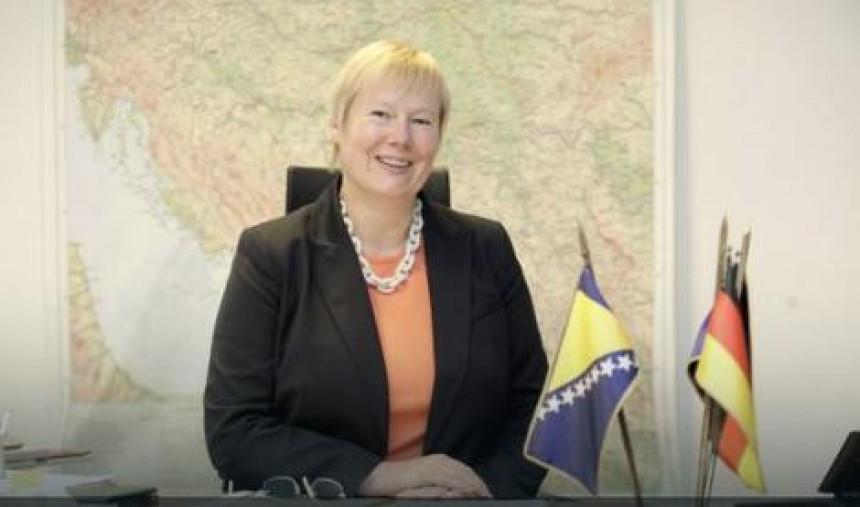 Dodik odbio da primi Homanovu